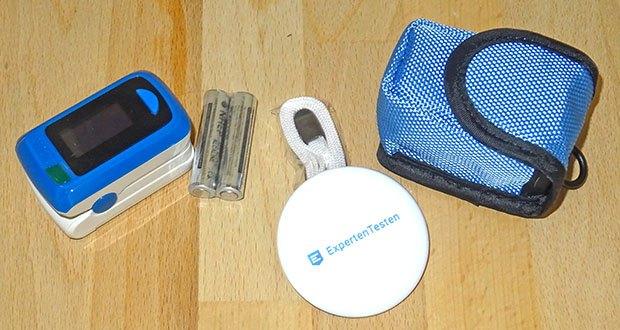 MedX5 Fingerpulsoximeter im Test - ideal für Privatpersonen, Hausärzte und Sportler