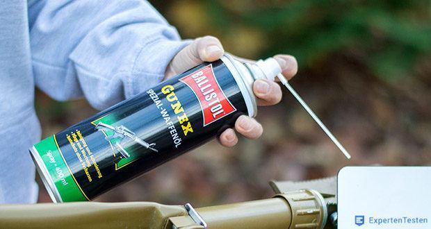 BALLISTOL Spezial-Waffenöl Spray 400ml im Test