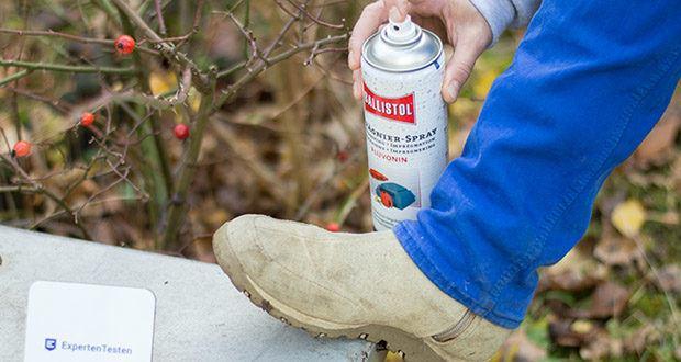 BALLISTOL Pluvonin Imprägnierspray für alle Materialien 500 ml im Test