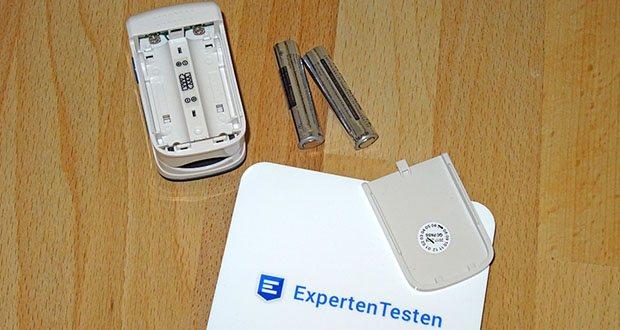 MedX5 Fingerpulsoximeter im Test - automatische Abschaltung nach 15 Sekunden