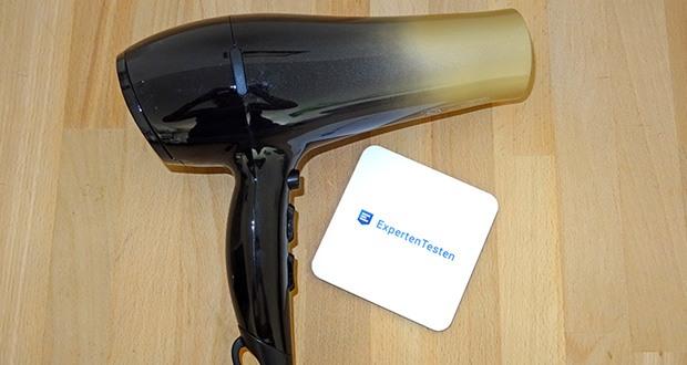 KIPOZI Haartrockner im Test - Keramikheizkörper sorgen für gleichmäßige Wärmeverteilung und wirken antistatisch