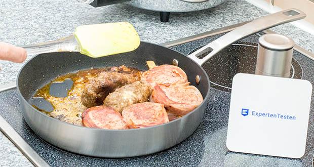 Tim Mälzer by Springlane Teflonpfanne 24 cm im Test - bodenständiges und strapazierfähiges Kochwerkzeug