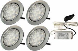 Alle Erfahrungen vom LED Einbaustrahler Einbautiefe 15mm Testsieger im Test und Vergleich
