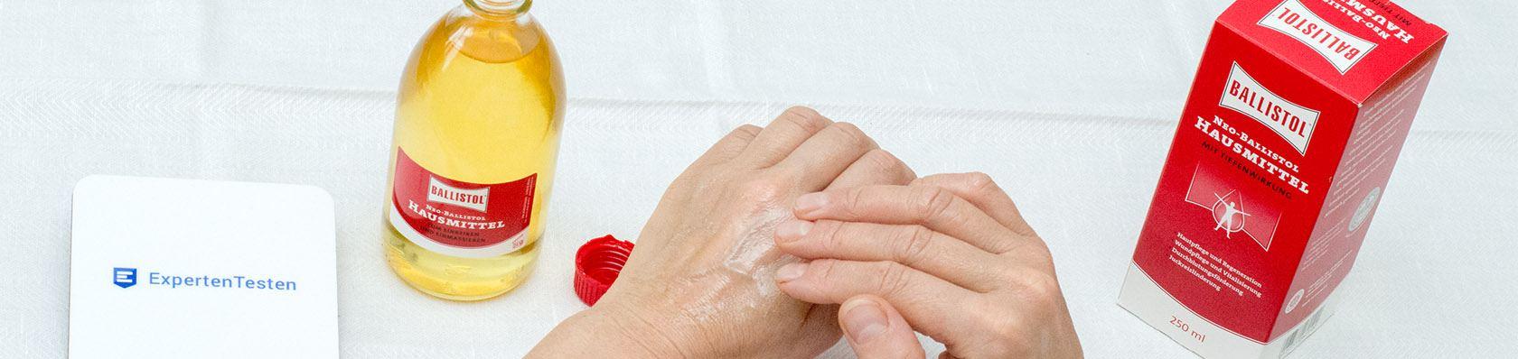Massageöls im Test auf ExpertenTesten.de