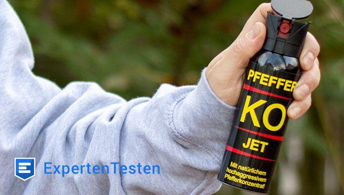 Pfeffersprays im Test auf ExpertenTesten.de