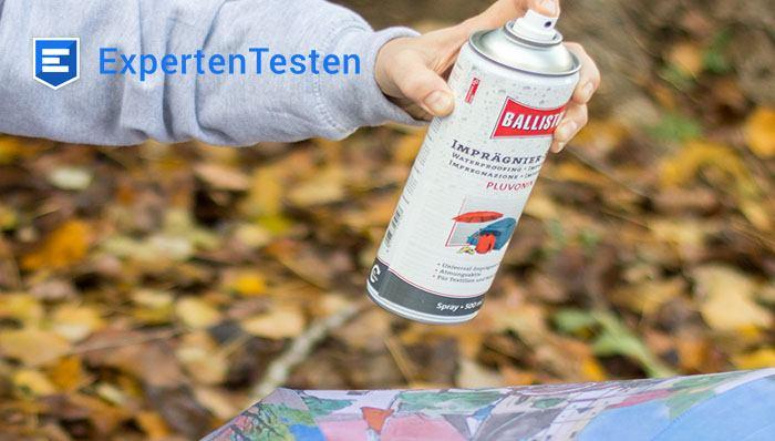 Imprägniersprays im Test auf ExpertenTesten.de