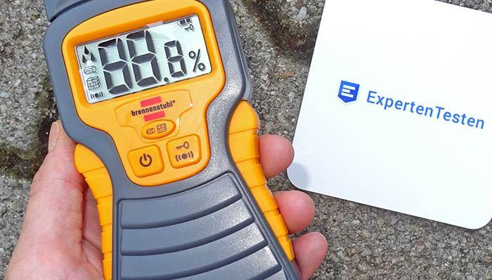 Feuchtigkeitsmessgeräte im Test auf ExpertenTesten.de