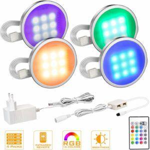 Lichtart und -farbe Lichtintensität im Wohnzimmerlampe Test und Vergleich