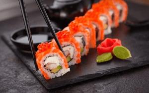 Lieferando Gutschein und hochwertiges Sushi