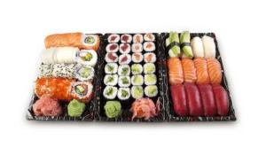 Sushi mit Lieferando Gutschein