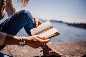 Thalia Gutscheine für Lesen im Urlaub