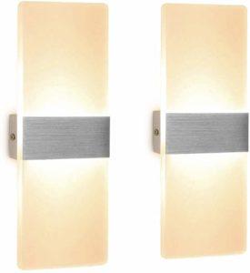 Wandleuchten im Wohnzimmerlampe Test und Vergleich
