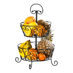 Was ist eine Obst Etagere im Test und Vergleich??