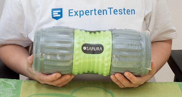SAPURA Faszienrolle HEAL Wirbelsäule 32x15cm im Test