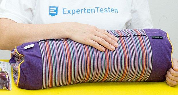 SAPURA Yogakissen im Test - förderst Deine Haltung und profitierst gleichzeitig von der Verwendung nachhaltiger Materialien