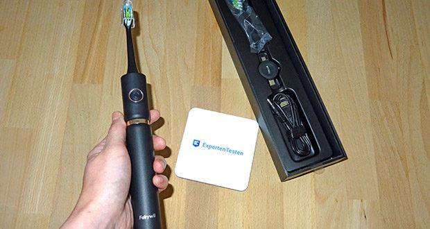 Fairywill Elektrische Zahnbürste im Test