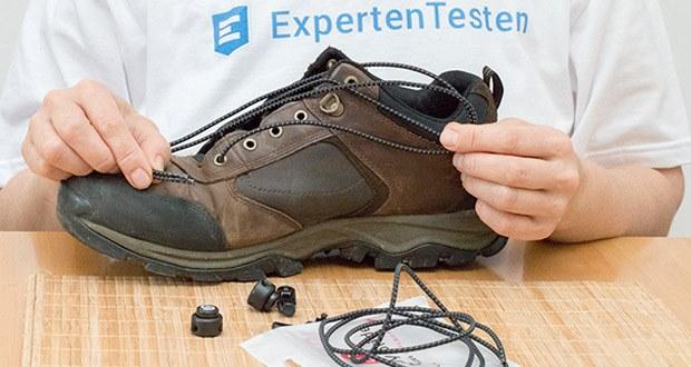 BODYPRIDE Premium Schnürsenkel mit Schnellverschluss im Test - ob Marathonläufer, Kleinkinder oder im Alltag, LAZY LACES passen auf jeden Schuh