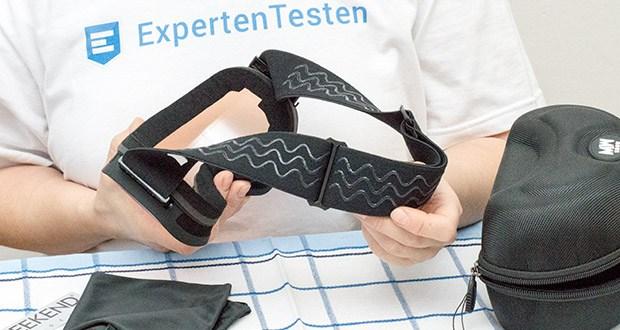 MessyWeekend Unit Skibrille mit photochromer XEp Linse im Test - tolles Design, perfekte Passform