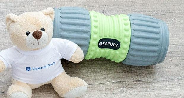 SAPURA Faszienrolle HEAL Wirbelsäule im Test - 32cm Länge / 15cm Durchmesser