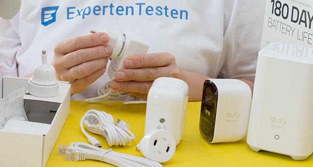 eufy Security eufyCam 2C by Anker im Test - sichere Datenverschlüsselung