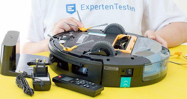 Tesvor T8 Staubsauger Roboter im Test - unabhängige Reinigung