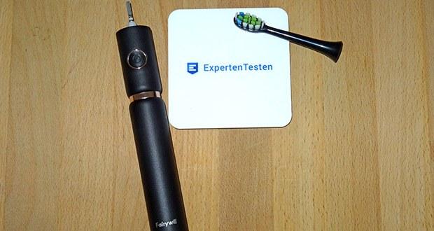 Fairywill Elektrische Zahnbürste im Test - eine leistungsstarke Reinigung, als würden Sie gerade vom Zahnarzt kommen