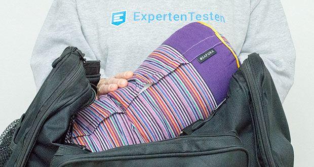 SAPURA Yogakissen im Test - hochwertige Baumwollbezüge für entspanntes sitzen
