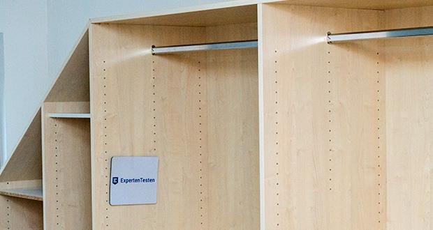 schrankwerk.de online Kleiderschrank Konfigurator im Test - ebenso leicht wie die Bestellung gelingt Ihnen der Aufbau Ihrer neuen Möbel