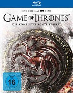 Die Game of Thrones 8. Staffel im Test und Vergleich