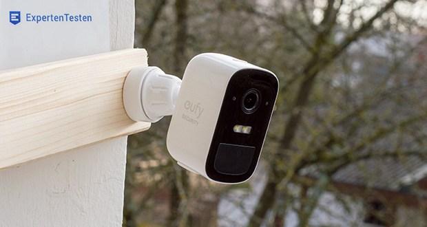 eufy Security eufyCam 2C by Anker im Test - die Kamera erkennt Vögel, Hunde und Blätter im Wind und alarmiert wirklich nur im richtigen Moment