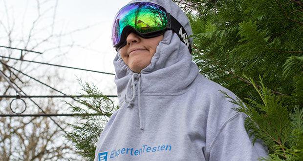 MessyWeekend Float Skibrille im Test - für jedes Level geeignet