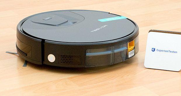 Tesvor T8 Staubsauger Roboter im Test - die visuelle Navigation ist sehr intelligent und kann komplexe häusliche Umgebungen erkennen