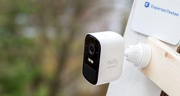 eufy Security eufyCam 2C by Anker im Test - fortschrittliche Personenerkennung dank integrierter AI-Technologie