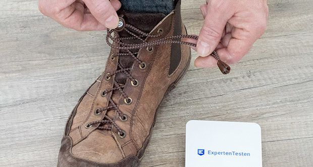 BODYPRIDE Premium Schnürsenkel mit Schnellverschluss im Test - sind alle getestet & genießen hohe Qualitätsansprüche