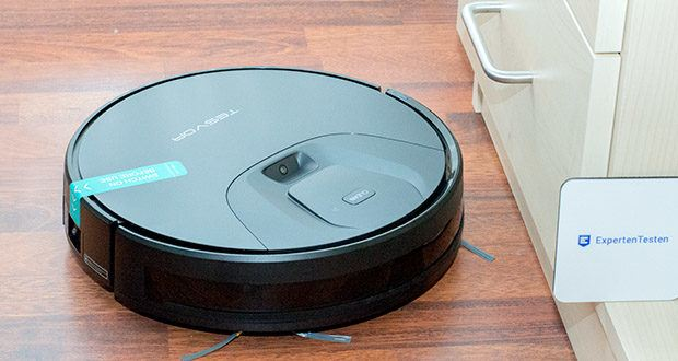 Tesvor T8 Staubsauger Roboter im Test - ist sehr intelligent, und kann komplexe häusliche Umgebungen erkennen