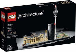 Im Lego Test und Vergleich: Bestes Lego für Erwachsene Architecture 21027 - Berlin, Skyline Bauset