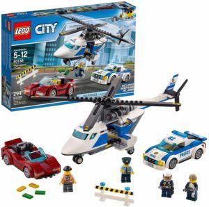 Im Lego Test und Vergleich:Das beste Lego für Jungs City 60138
