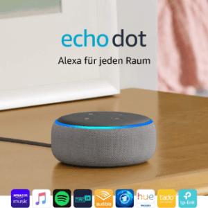 Echo Dot Alexa im Test und Vergleich