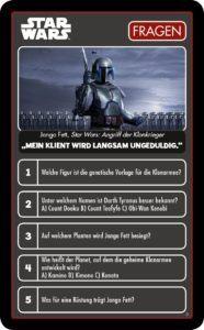 Nach diesen wichtigen Eigenschaften wird in einem Star Wars + Test geprüft