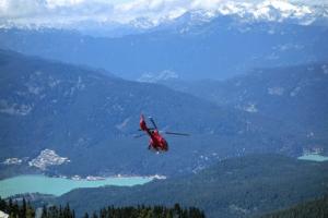 Helikopterflug mit Groupon Gutschein