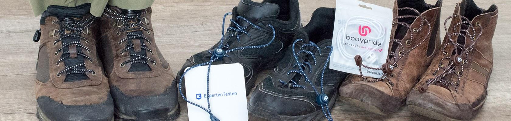 Trekkingschuhe im Test auf ExpertenTesten.de