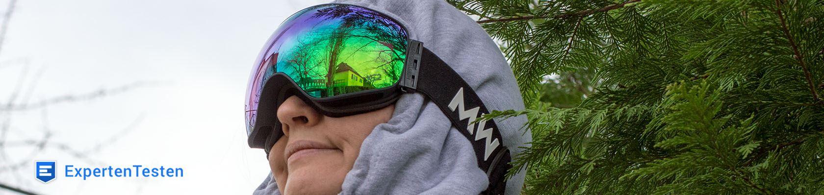 Skibrillen im Test auf ExpertenTesten.de