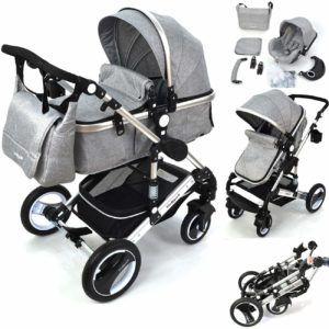 Kinderwagen bei Babymarkt günstiger mit Gutschein kaufen