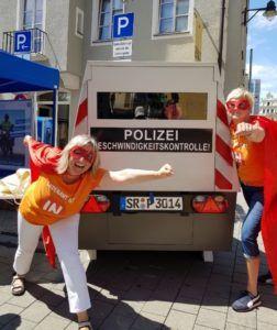 Nicole Maleta und Petra Graupner Freiwilligenagentur e.V.