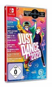 Nintendo Switch Spiel Just Dance 2020 im Testvergleich