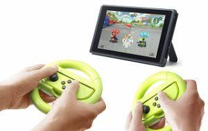 Nintendo Switch Lenkrad im Testvergleich