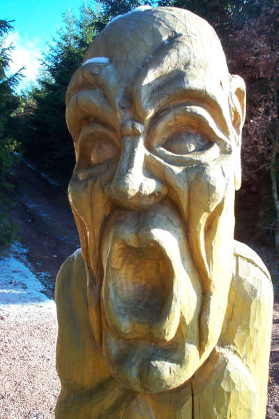 Pummpälzweg e.V. Statue