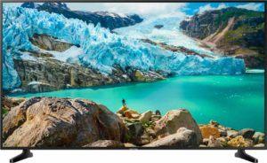 LED-Fernseher RU7099 von Samsung im Test und Vergleich