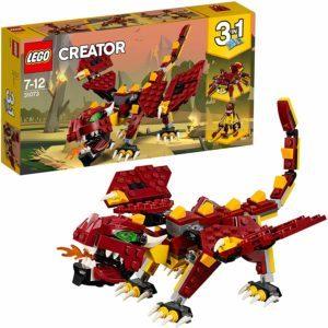 Unsere Empfehlung im Lego Test und Vergleich : Creator 31058