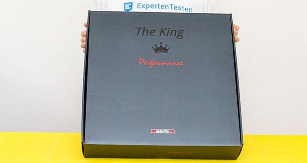 Millennium Schachcomputer The King Performance M830 im Test - mit Anschluss zum ChessLink Modul zur Verwendung von Schach-Apps (auf zahlreichen externen Geräten)
